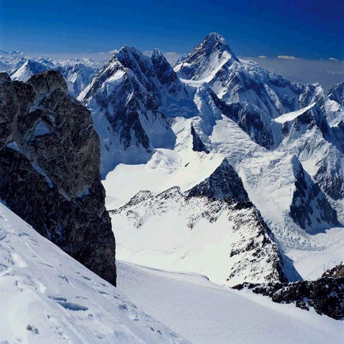 Les points culminants du monde vus avec Google Earth Pakist13