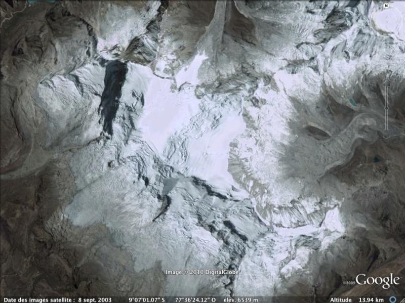Les points culminants du monde vus avec Google Earth - Page 2 Parou_10
