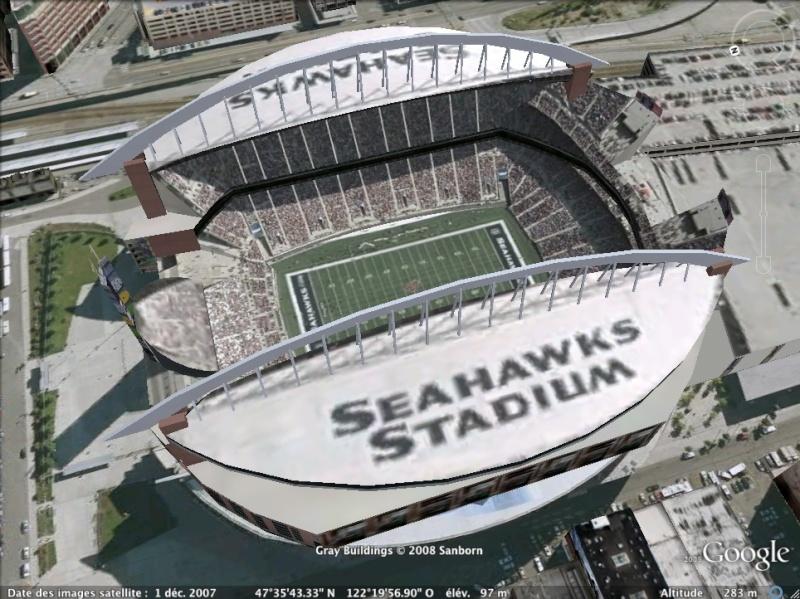 Stades de football américain full ! USA - Page 8 Seattl11