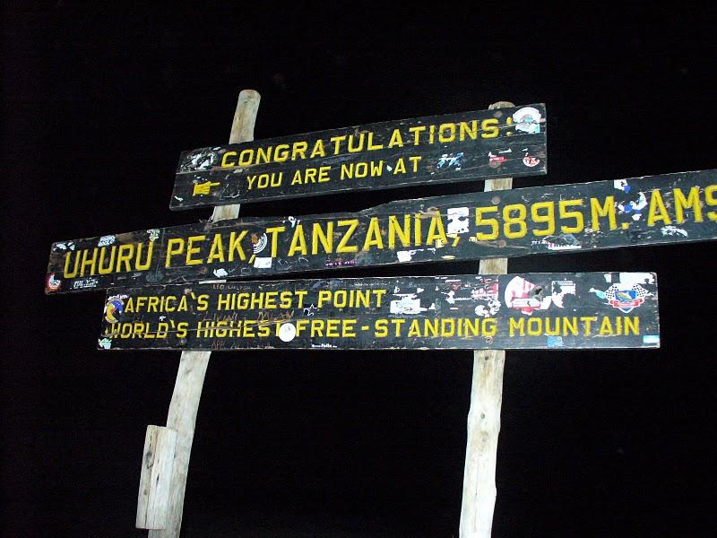 Les points culminants du monde vus avec Google Earth - Page 2 Tanzan12