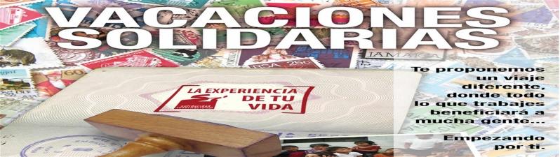 Foro gratis : Vacaciones Solidarias - Portal Imagen24