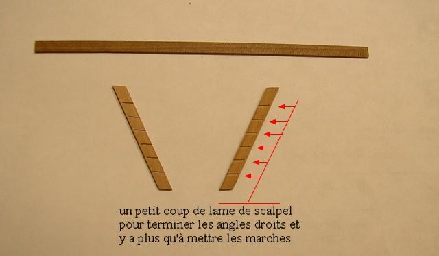 """Modèle """" Le Gros Ventre """" au 1/36 par A.Pichenet - Page 2 1516"""