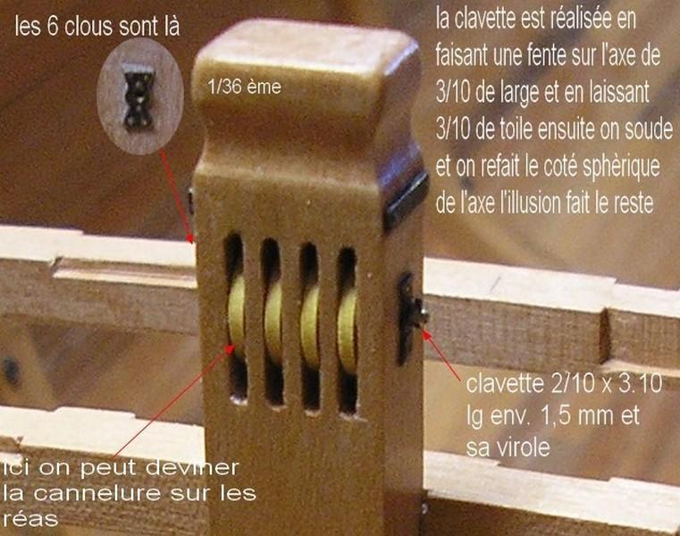 """Modèle """" Le Gros Ventre """" au 1/36 par A.Pichenet - Page 2 3410"""