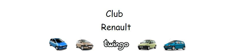 Club Renault Twingo