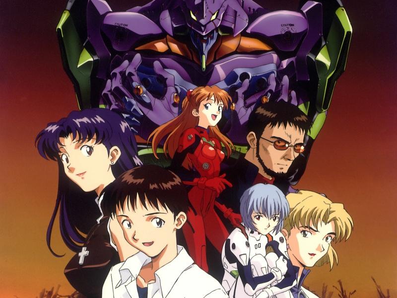 Neon Genesis Evangelion Series10