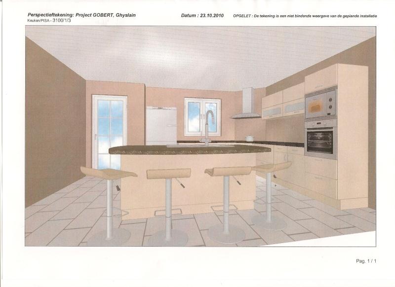 Conseil cuisine - maison neuve bientôt livrée 1010