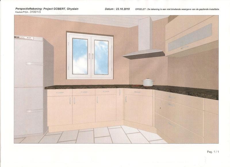 Conseil cuisine - maison neuve bientôt livrée 611