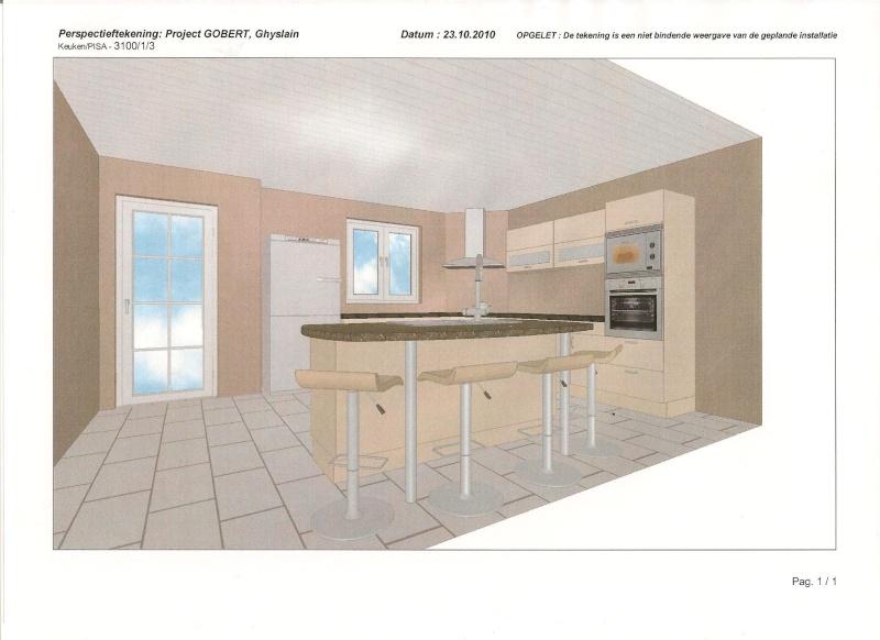 Conseil cuisine - maison neuve bientôt livrée 711
