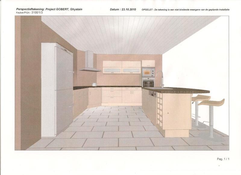Conseil cuisine - maison neuve bientôt livrée 810