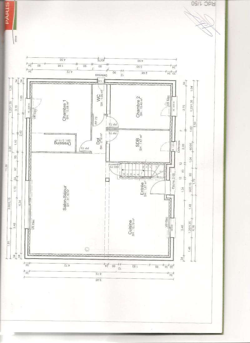 Conseil dressing - Maison neuve bientôt livrée Azerty11