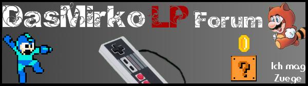 Das offizielle DasMirkoLP Forum!