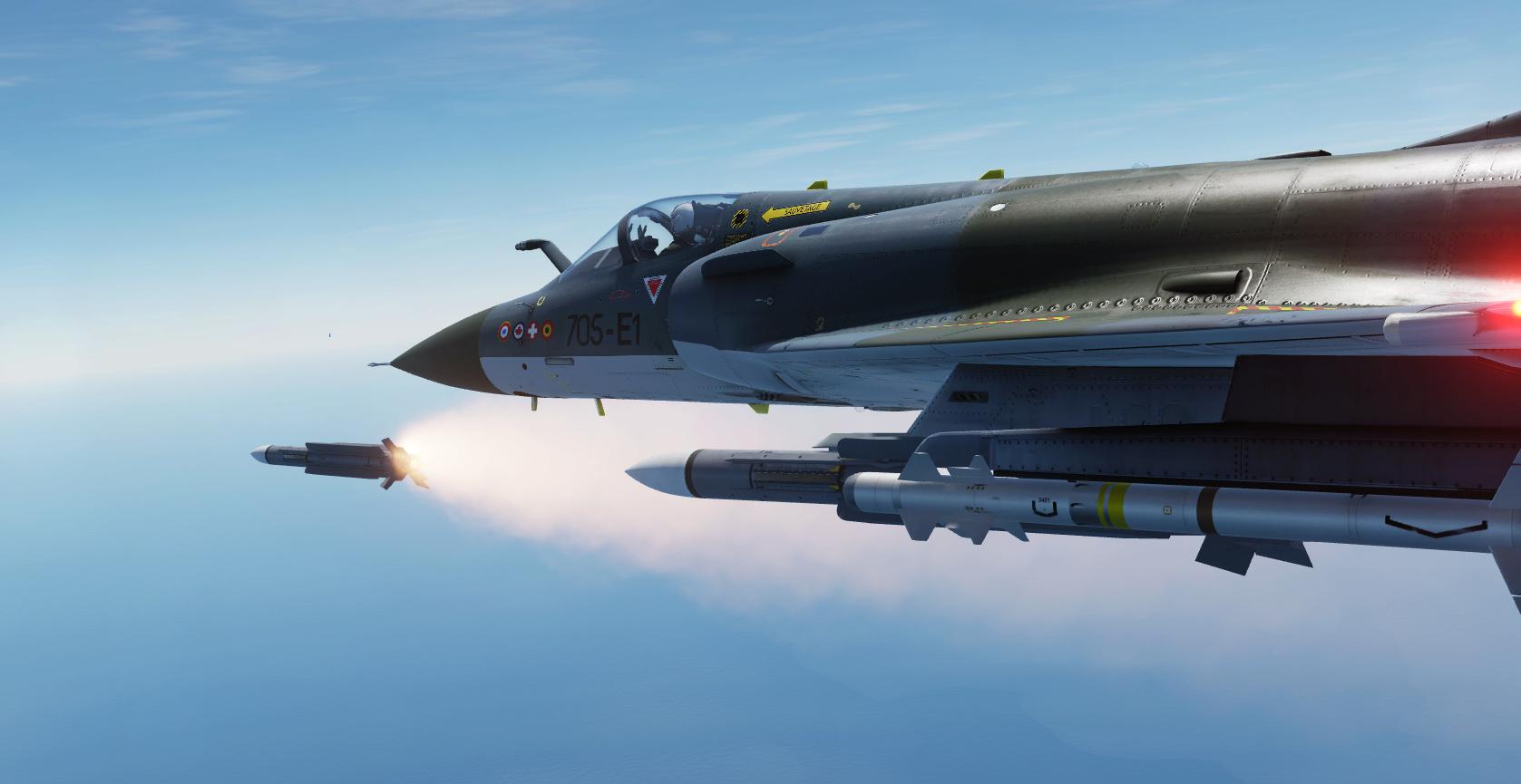 Mirage 2000 en BVR Screen12