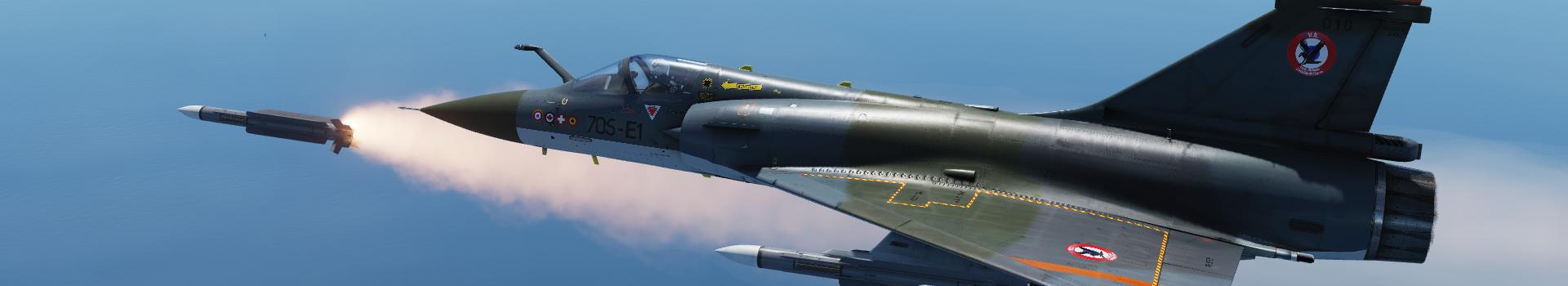 Mirage 2000 en BVR Screen29