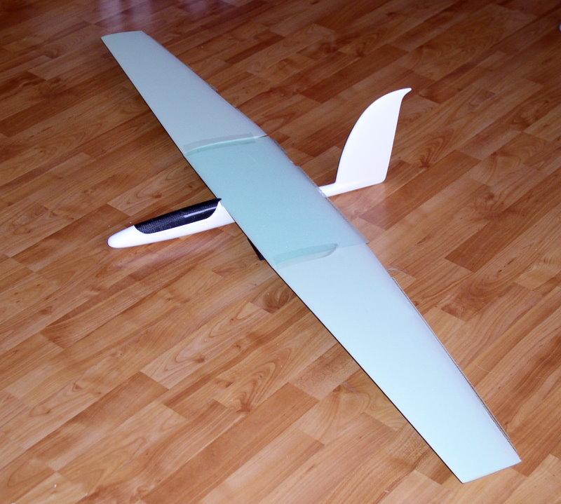 aile droite de 3M de performance ! Strong10