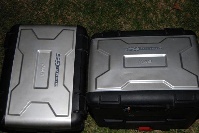 REDUCED!!!1200 GS Panniers & Top Box for sale Dsc_4115