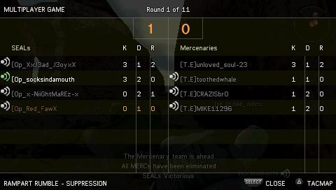 Win against [T.E] Screen27