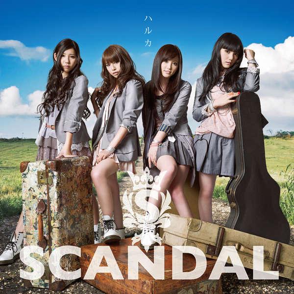 [20.04] Un nouveau single pour SCANDAL Escl0010