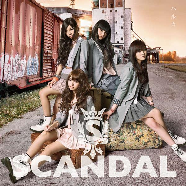 [20.04] Un nouveau single pour SCANDAL Escl0011