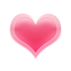 Pink Heart Image010