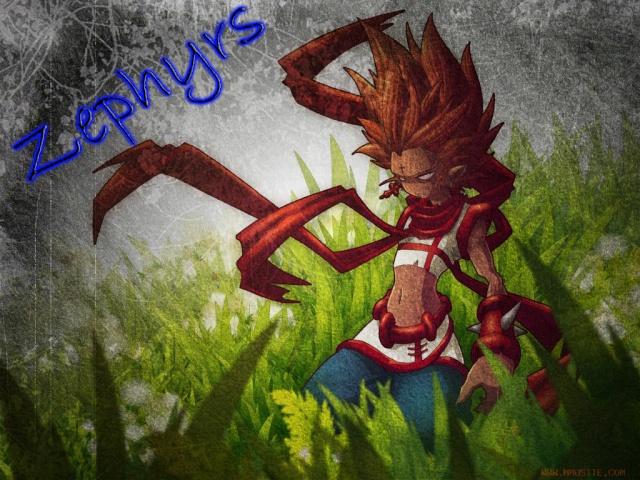Zephyrs la guilde d'Hecate