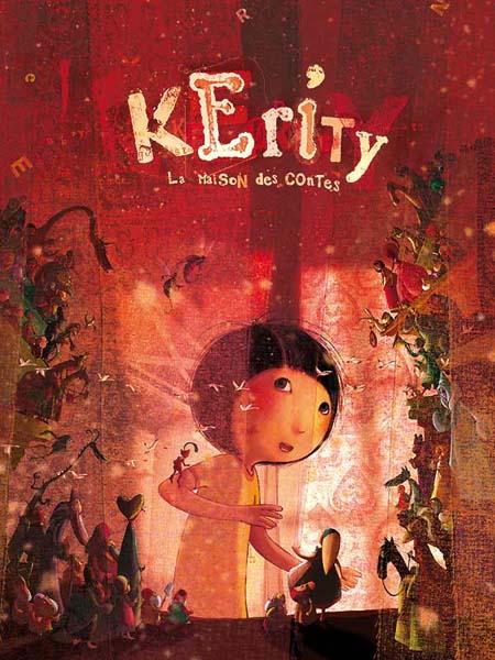 [Film d'animation] Kérity la maison des contes Affich11