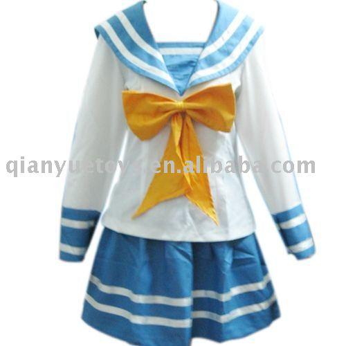 Qual é o uniforme mais bonito? Lucky_11