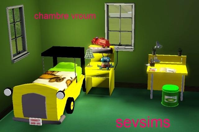 [Site sims3] Les sims de Sevsims! - Page 3 Chambr24