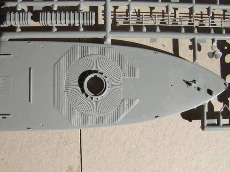 [Revell] Fast Attack Boat GEPARD-KLASSE (143A) 1/144 Dscf2516