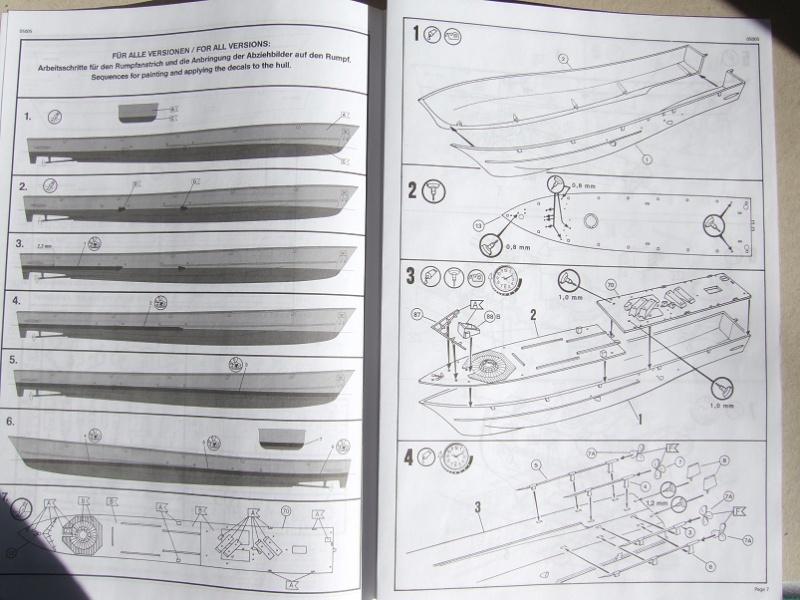 [Revell] Fast Attack Boat GEPARD-KLASSE (143A) 1/144 Dscf2520