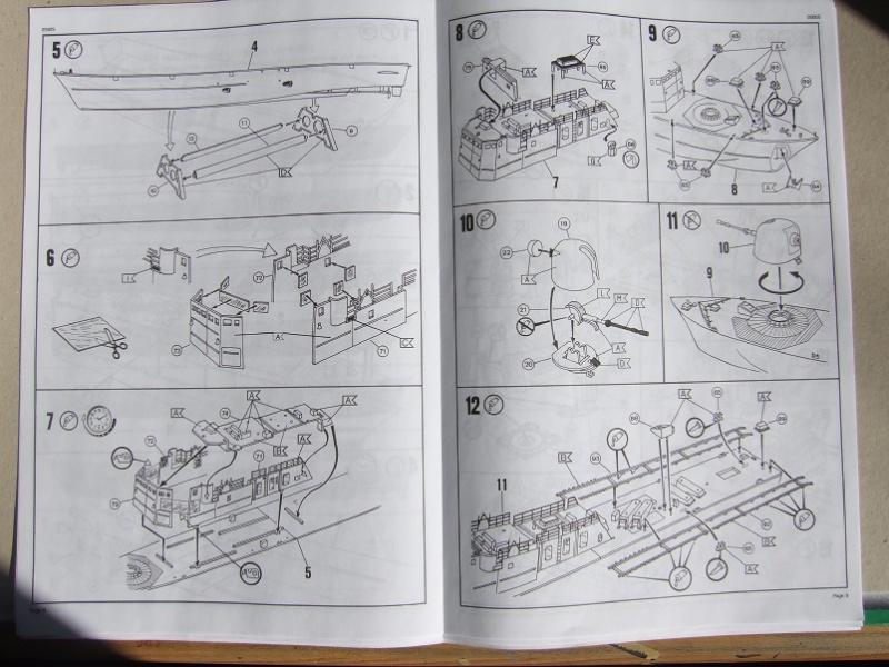 [Revell] Fast Attack Boat GEPARD-KLASSE (143A) 1/144 Dscf2521
