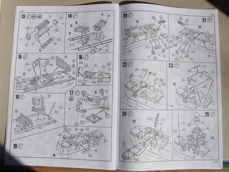 [Revell] Fast Attack Boat GEPARD-KLASSE (143A) 1/144 Dscf2522
