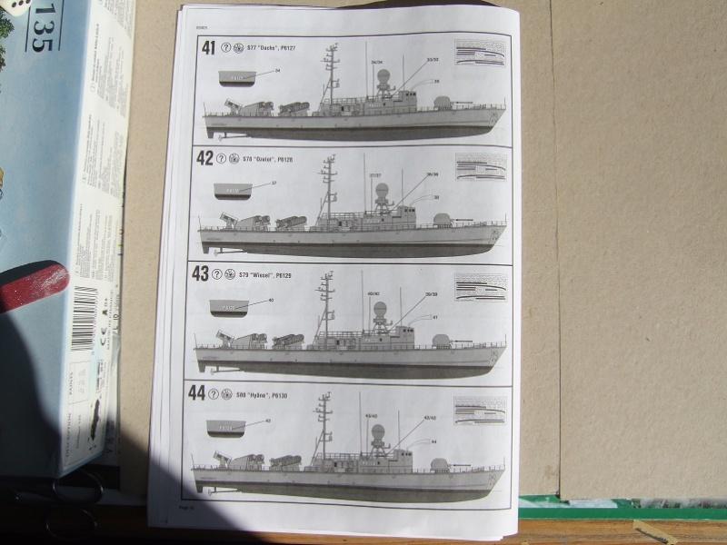 [Revell] Fast Attack Boat GEPARD-KLASSE (143A) 1/144 Dscf2525