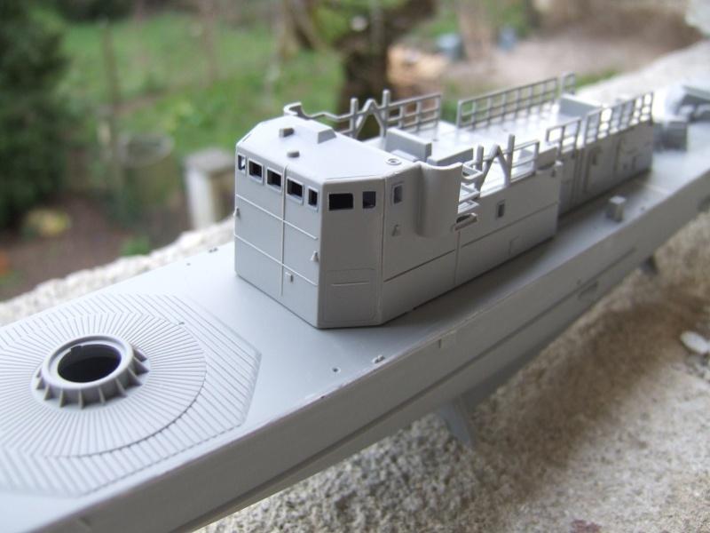 Fast Attack Boat GEPARD-KLASSE (143A) au 1/144 Revell Dscf2534