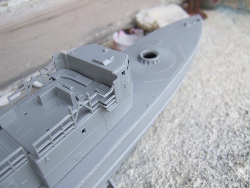 Fast Attack Boat GEPARD-KLASSE (143A) au 1/144 Revell Dscf2535