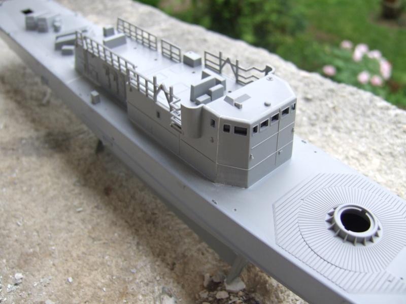 Fast Attack Boat GEPARD-KLASSE (143A) au 1/144 Revell Dscf2536