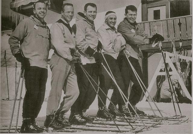 Photos rares et/ou originales, de préférence inédites sur le forum Ski10