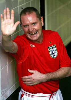 Paul Gascoigne - What has become of him. Gazza110