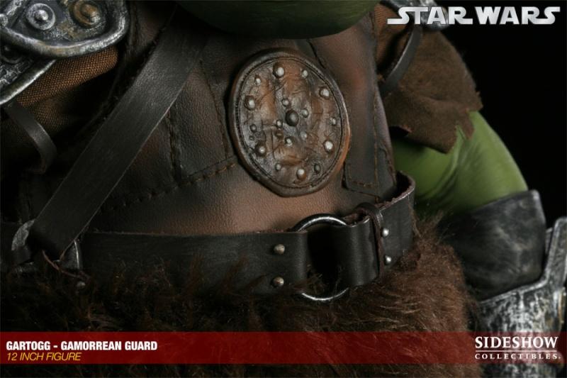Sideshow - Gartogg Gamorrean Guard 12-inch & Jabba's Palace 10000614