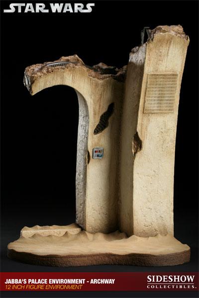 Sideshow - Gartogg Gamorrean Guard 12-inch & Jabba's Palace 10005110