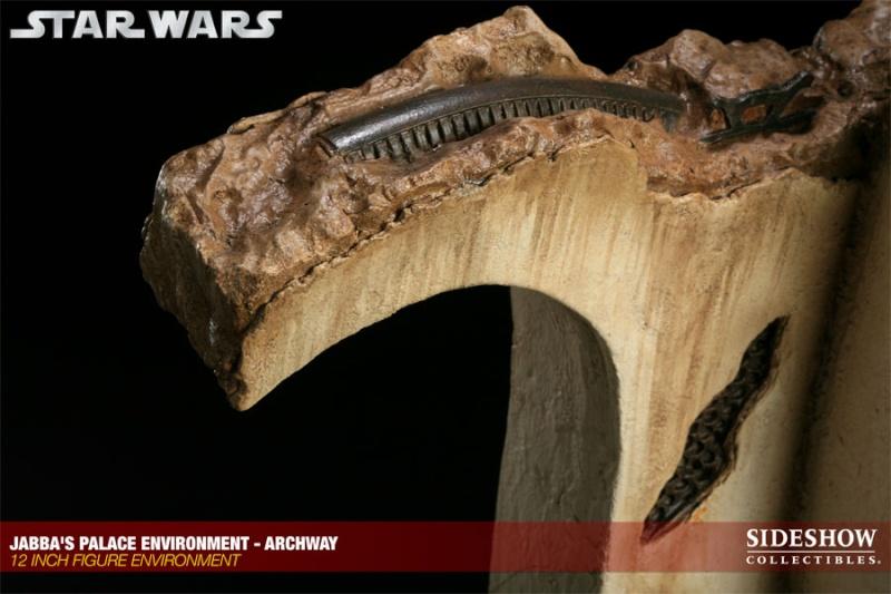 Sideshow - Gartogg Gamorrean Guard 12-inch & Jabba's Palace 10005112