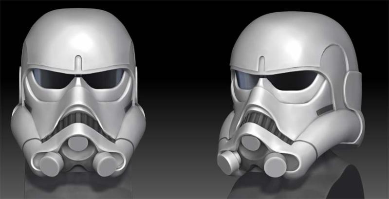 Efx - McQuarrie Concept Stormtrooper Helmet 113