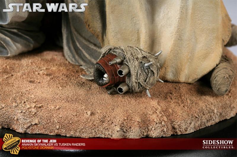 Sideshow - Revenge of the Jedi – Polystone Diorama 20011211