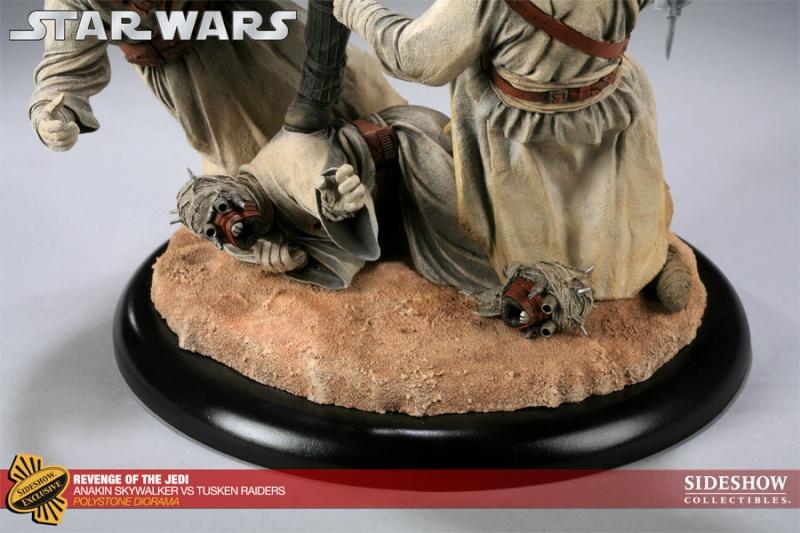 Sideshow - Revenge of the Jedi – Polystone Diorama 20011212
