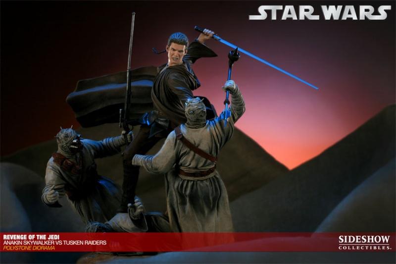 Sideshow - Revenge of the Jedi – Polystone Diorama 20011215