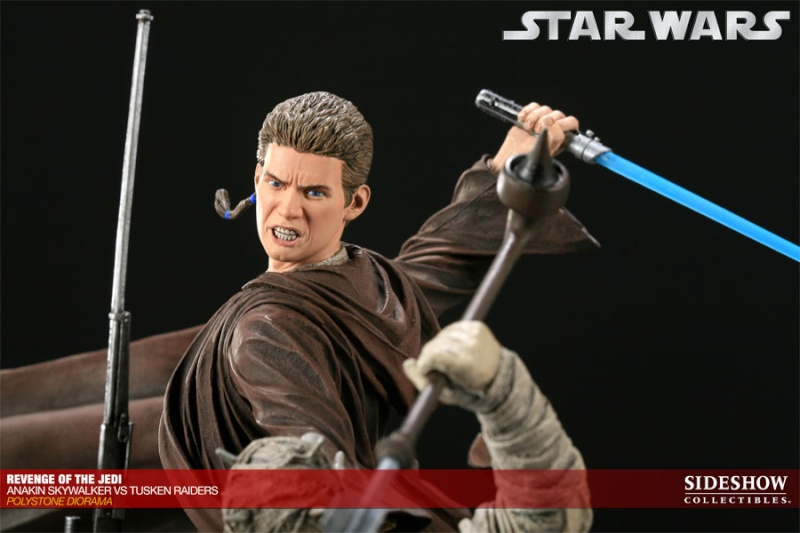 Sideshow - Revenge of the Jedi – Polystone Diorama 20011218