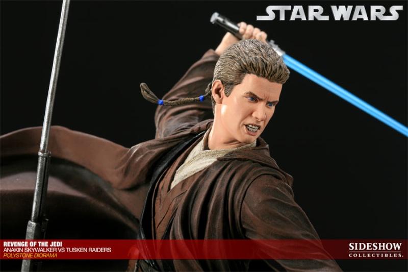 Sideshow - Revenge of the Jedi – Polystone Diorama 20011219
