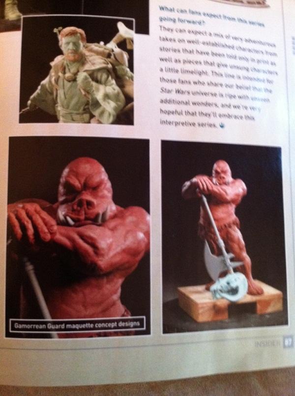 Nouvelle Gamme de Sideshow : Les Statues 871e7410