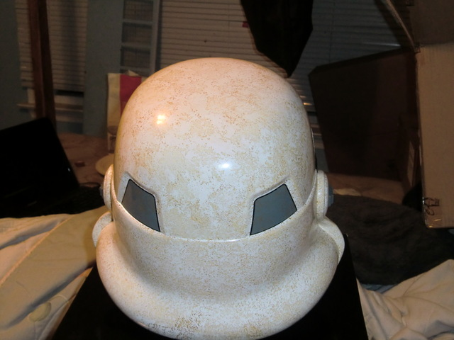 Efx : SandTrooper Helmet Precision Cast Replica Cimg0112