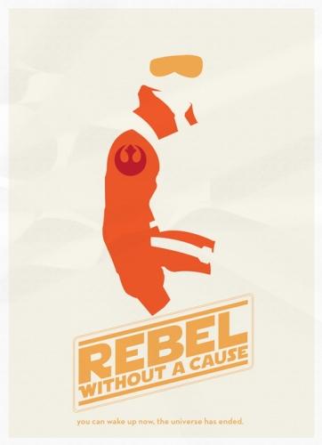 Star Wars : série d'affiches détournées Small_12