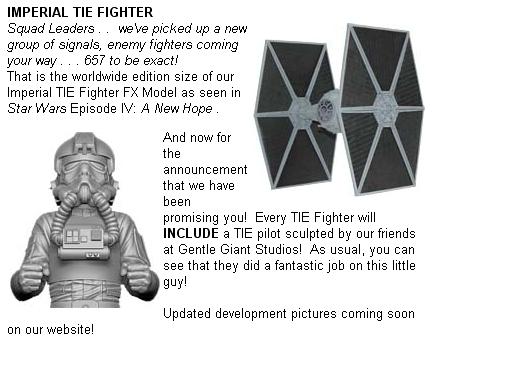 eFx - TIE Fighter Tie10